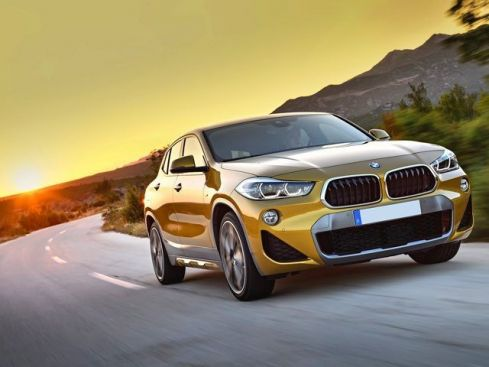 BMW X2 sDrive18d Advantage Cambio Autom.