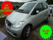 MERCEDES-BENZ A 160 CDI BLUEEFFICIENCY POCHI KM OK NEOPATENT