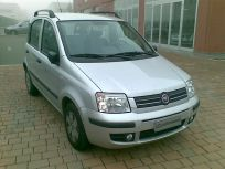 FIAT PANDA 1.2 DYNAMIC NATURAL POWER UNIPROPRIETARI