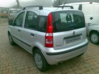 FIAT PANDA 1.2 DYNAMIC NATURAL POWER UNIPROPRIETARI Usata 2007