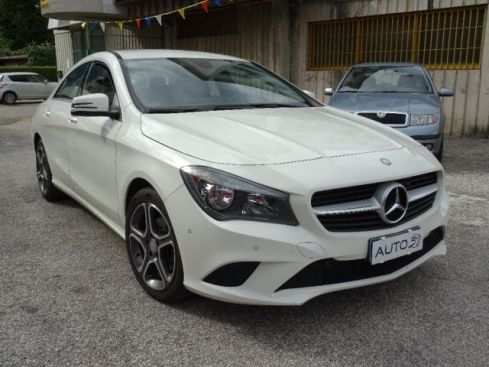 MERCEDES-BENZ CLA 220 CDI Automatic Executive - KM CERTIFICATI