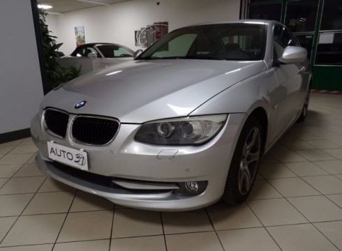 BMW 320 d cat Coupé Eletta - KM CERTIFICATI