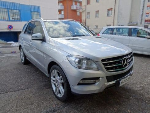 MERCEDES-BENZ ML 350 BlueTEC 4Matic Sport - KM CERTIFICATI MERCEDES