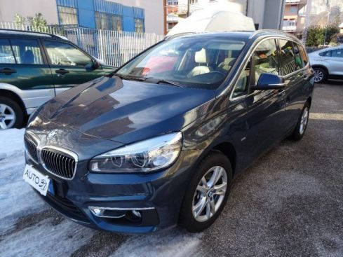 BMW 216 d Gran Tourer Luxury - 7 POSTI