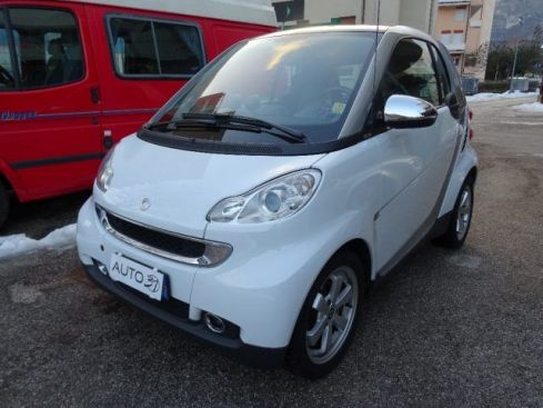 SMART ForTwo MHD coupé pulse White Ed - KM CERTIFICATI MERCEDES