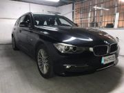 BMW 320 XDRIVE TOURING LUXURY 4X4 Usata 2014