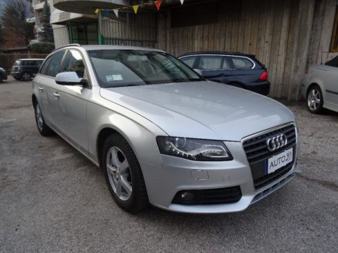 AUDI A4 Avant 2.0 TDI 143CV F.AP. Advanced - UNIPRO.