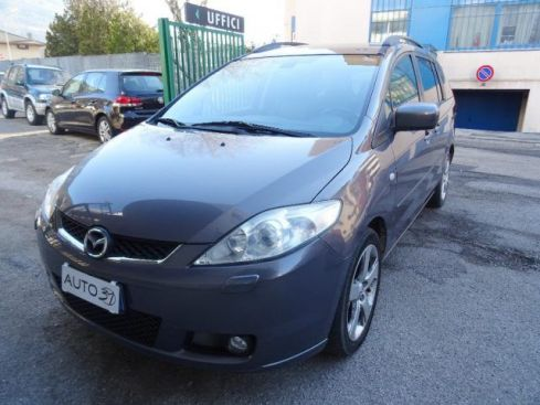 MAZDA 5 2.0 MZ-CD 16V (143CV) Active - 7 POSTI !