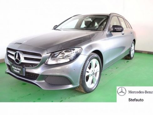 MERCEDES-BENZ C 200 d S.W. Aut. Business Navi