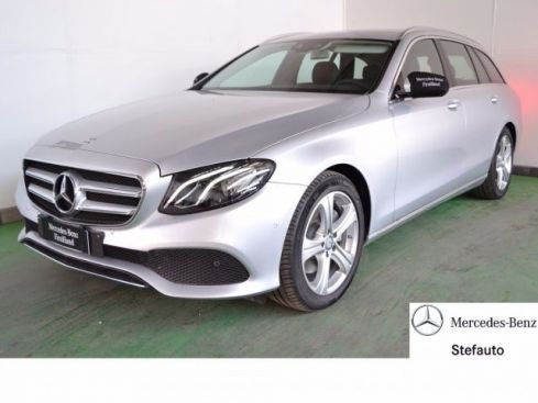 MERCEDES-BENZ E 220 d S.W. Auto Business Sport Navi