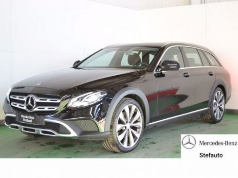 MERCEDES-BENZ E 220 d SW 4Matic Auto All-Terrain COMAND