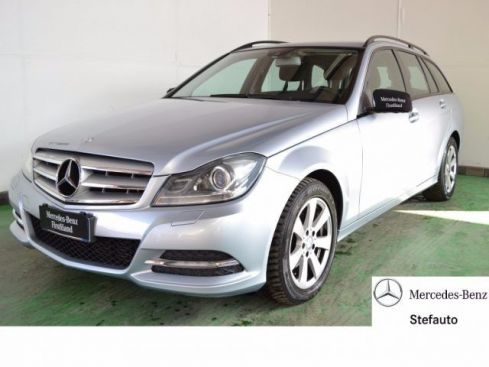 MERCEDES-BENZ C 220 CDI S.W. Aut. Executive Navi
