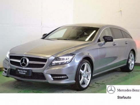 MERCEDES-BENZ CLS 350 CDI SW 4Matic COMAND