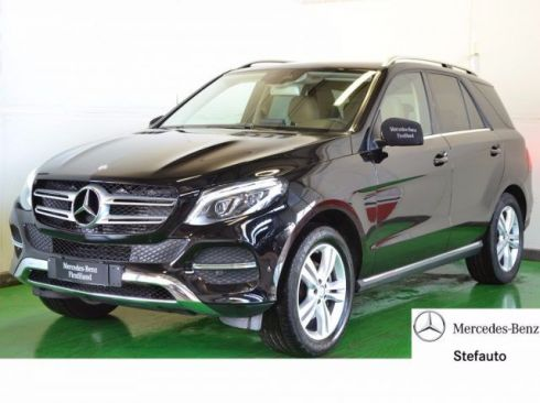 MERCEDES-BENZ GLE 250 d 4Matic Sport COMAND