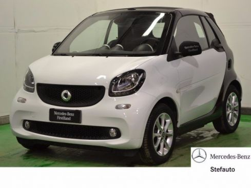 SMART ForTwo 70 1.0 twinamic cabrio Youngster
