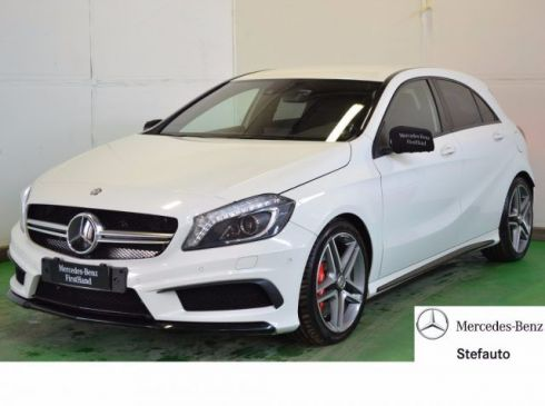 MERCEDES-BENZ A 45 AMG 4Matic Navi