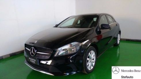 MERCEDES-BENZ A 160 d Aut. Business Navi