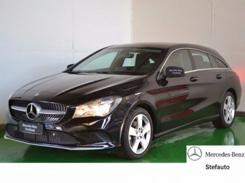 MERCEDES-BENZ CLA 180 d S.W. Aut. Business Navi