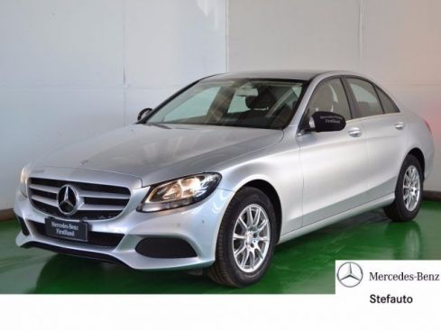 MERCEDES-BENZ C 180 d Aut. Business Navi