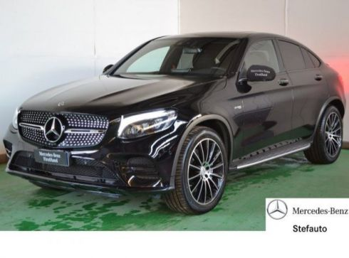 MERCEDES-BENZ GLC 43 AMG 4Matic Coupe COMAND