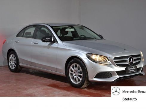 MERCEDES-BENZ C 180 d Automatic Business