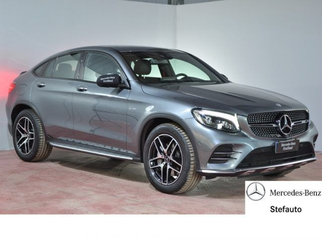 Mercedes Benz Glc 43 Amg 4matic Coupe Amg Comand Usata 2017