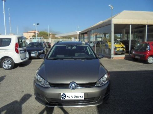 VOLKSWAGEN Golf Variant 1.6 TDI 105 CV BlueMotion Technology