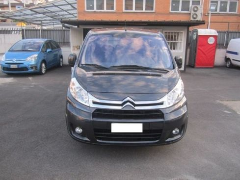 CITROEN Jumpy 2.0 HDi/125 FAP PL Multispace Exclusive