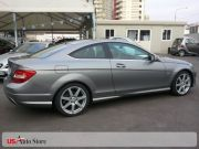 MERCEDES-BENZ C 250 CDI BLUEEFFICIENCY COUPÉ AVANTGARDE Usata 2011