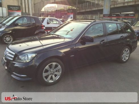 MERCEDES-BENZ C 250 CDI S.W. 4Matic BlueEFF Executive