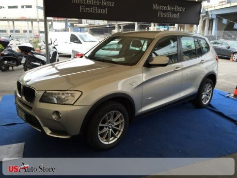 BMW X3 xDrive20d Eletta GARANTITA BMW PREMIUM SELECTION