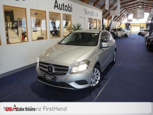 MERCEDES-BENZ A 180 CDI Automatic Executive