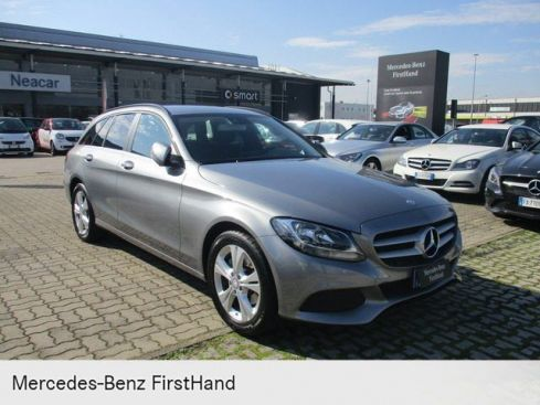 MERCEDES-BENZ C 220 d S.W. Executive