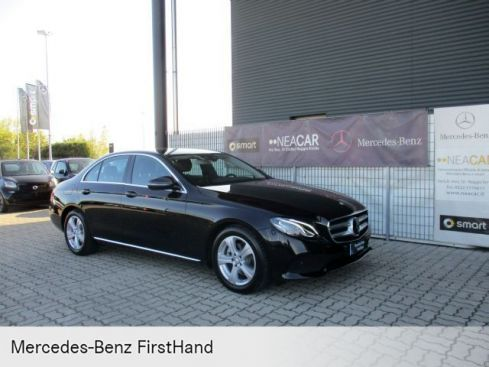 MERCEDES-BENZ E 220 d Auto Business Sport