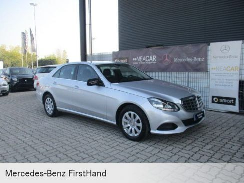 MERCEDES-BENZ E 200 BlueTEC Automatic Business
