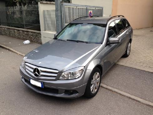 MERCEDES-BENZ C 220 CDI S.W. BlueEFFICIENCY Elegance