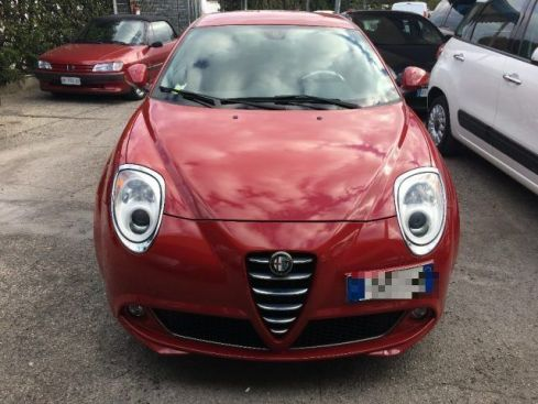 ALFA ROMEO MiTo 1.4 105 CV M.air Distinctive Premium Pack