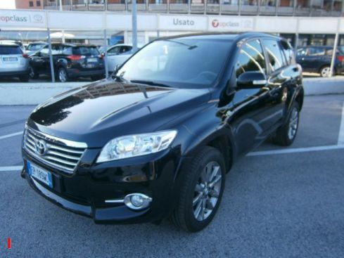 TOYOTA  RAV4 Crossover 2.2 D-Cat A/T 150 CV Executive