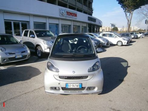 SMART ForTwo fortwo 1000 75 kW coupé BRABUS Xclusive