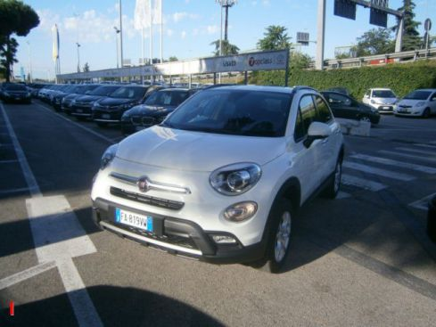 FIAT 500X 1.4 MultiAir 170 CV AT9 4x4 Cross Plus