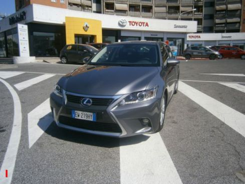 LEXUS CT 200h Hybrid Executive