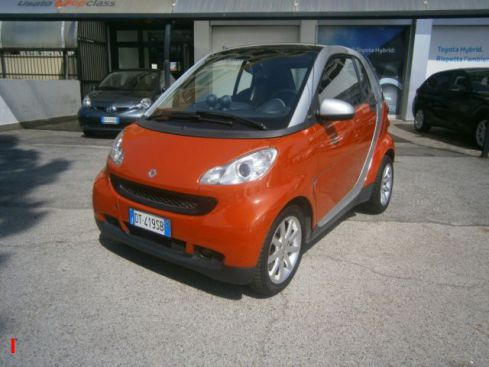 SMART ForTwo fortwo 1000 62 kW coupé passion