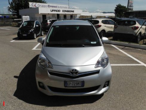 TOYOTA Verso-S 1.4D MMT Active