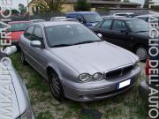 JAGUAR X-TYPE BERLINA 2.5 AWD 144KW AUT GPL