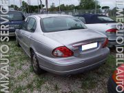JAGUAR X-TYPE BERLINA 2.5 AWD 144KW AUT GPL Usata 2005