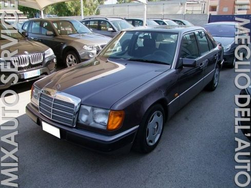 MERCEDES-BENZ 200 E Berlina GPL
