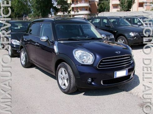 MINI Countryman Cooper 1.6 90kw EU5 GPL