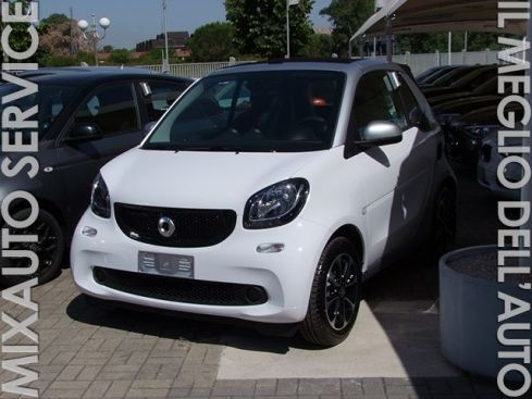 SMART ForTwo Cabrio 1.0 52kw Passion BT EU6 KM Ø