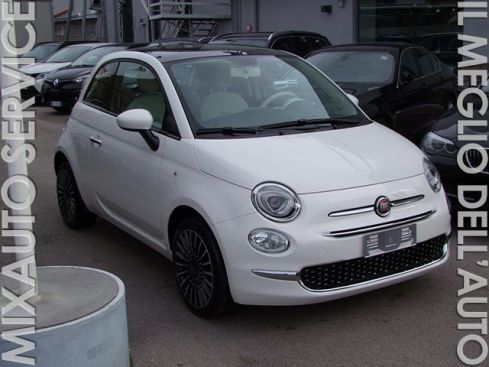 FIAT 500 1.2 51kw Lounge MY17 BT KM Ø