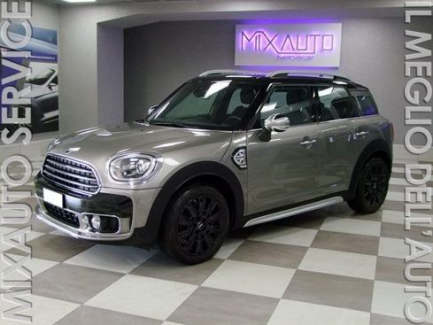 MINI Countryman Cooper D 110kw Jungle